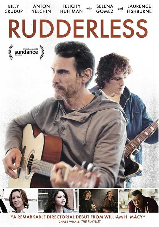 Rudderless DVD cover