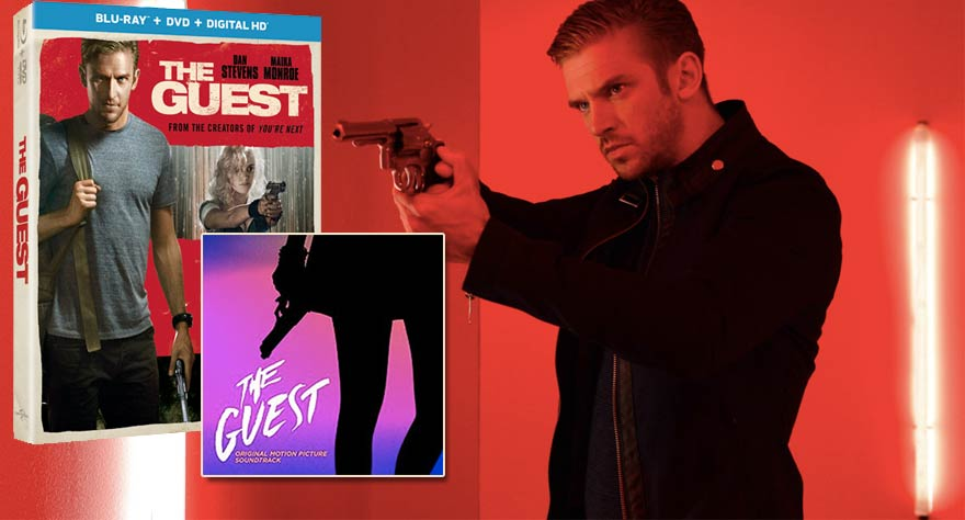 Giveaway: Badass Prize Pack for 'The Guest'
