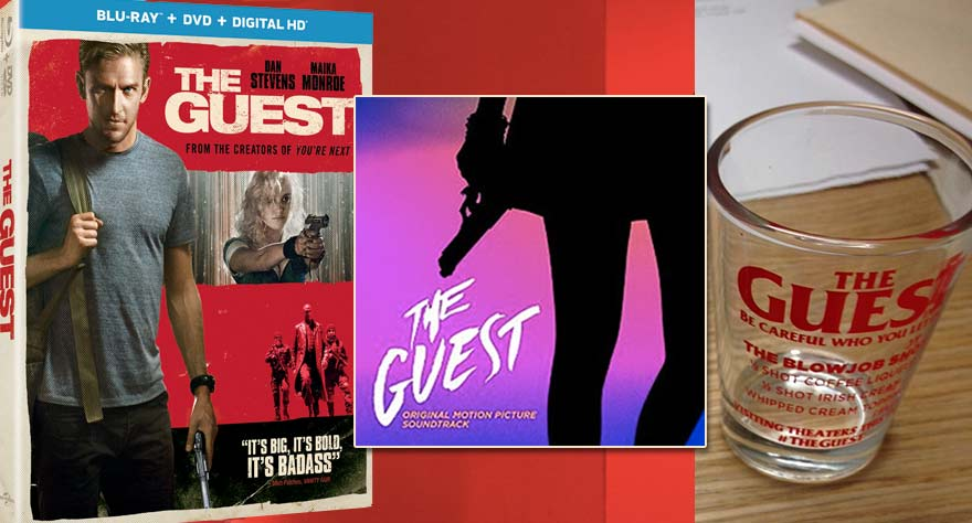The Guest Prize Pack
