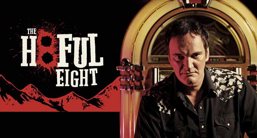 The Hateful Eight movie
