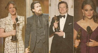 Oscar Winners Revisited: Who Should've Won in 2011