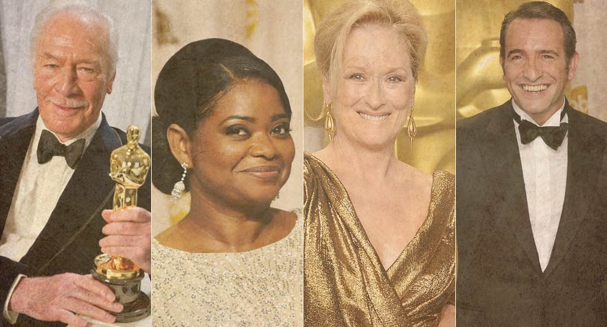 Oscar Winners Revisited: Who Should've Won in 2012