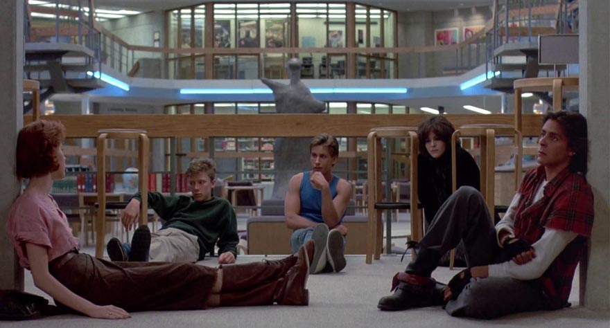 Don't You Forget About Me: 'The Breakfast Club' Turns 30