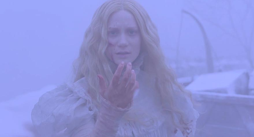 Happy Friday the 13th: First Trailer For Guillermo del Toro's 'Crimson Peak' is Here