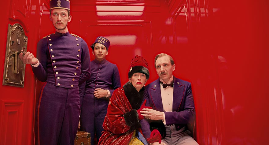 Wes Anderson Discusses His Classic Influences for 'The Grand Budapest Hotel'