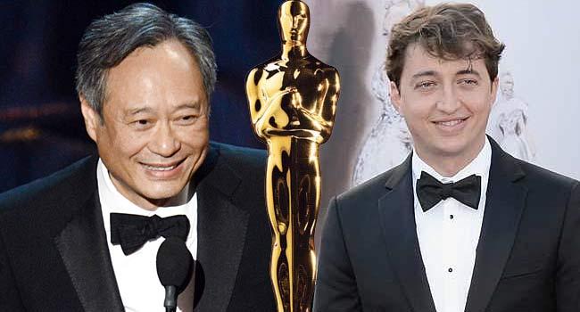 Ang Lee and Benh Zeitlin Oscars