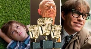 2015 BAFTA Award Winners