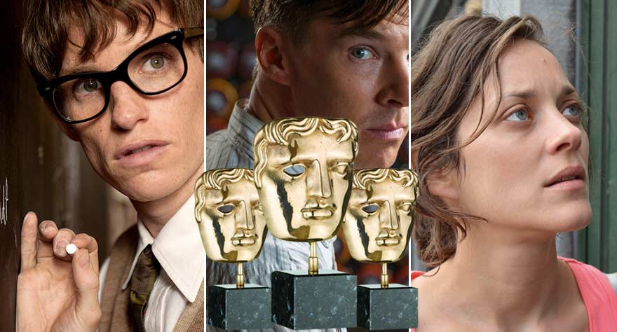 2015 BAFTA Award Predictions