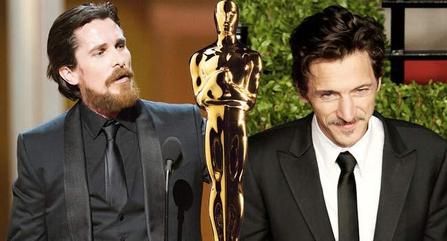 Christian Bale John Hawkes