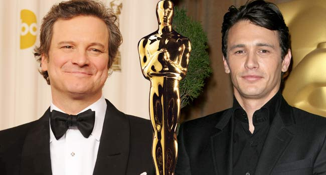 Colin Firth James Franco
