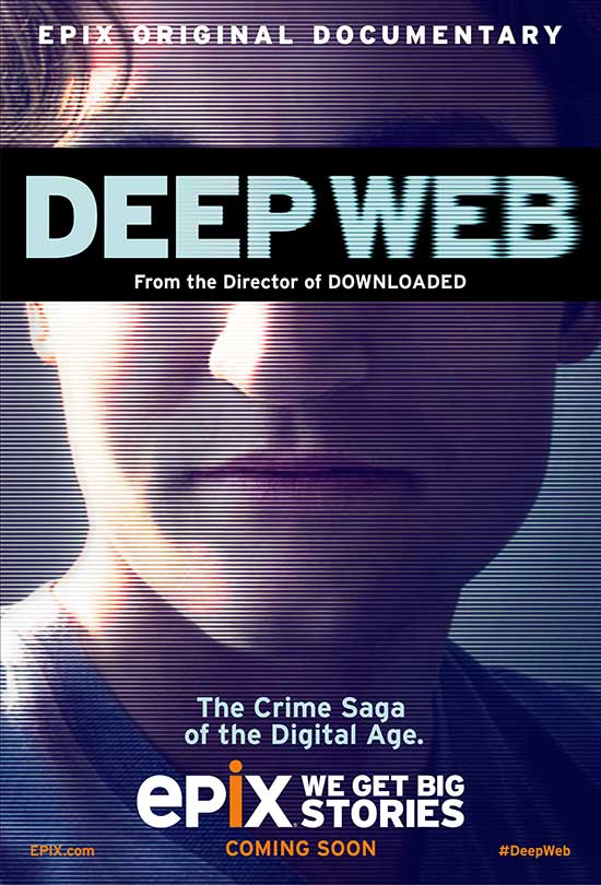 Deep Web 2015 movie poster