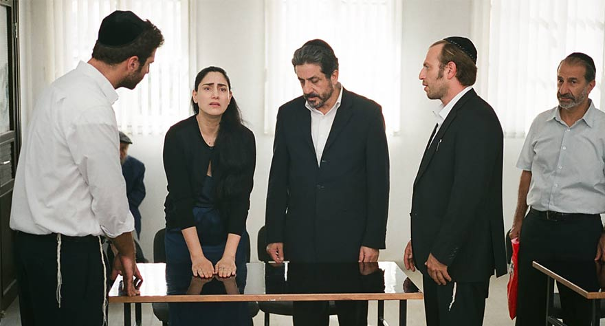 Gett: The Trial of Viviane Amsalem 2015 movie