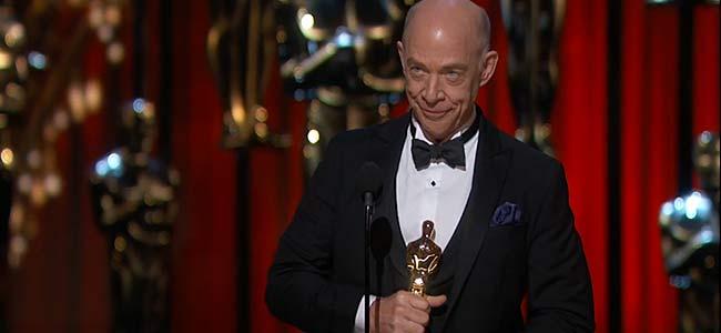 J.K. Simmons Oscars 2015