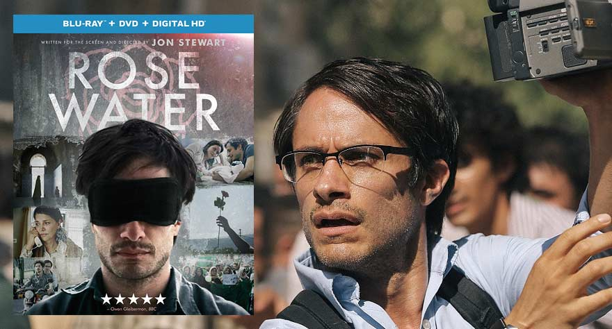 Giveaway: Jon Stewart's Directorial Debut 'Rosewater' Blu-ray