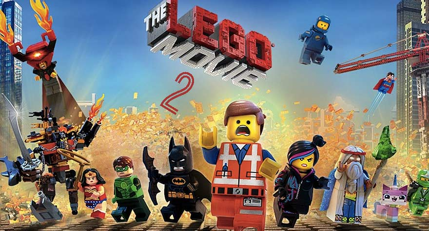 Here's What We Know About 'The Lego Movie 2'
