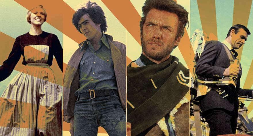 Anniversary Love: 8 Films That Turn 50 in 2015
