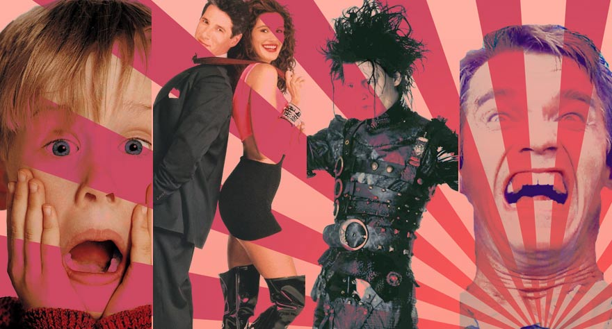 Anniversary Love: 17 Movies That Turn 25 in 2015