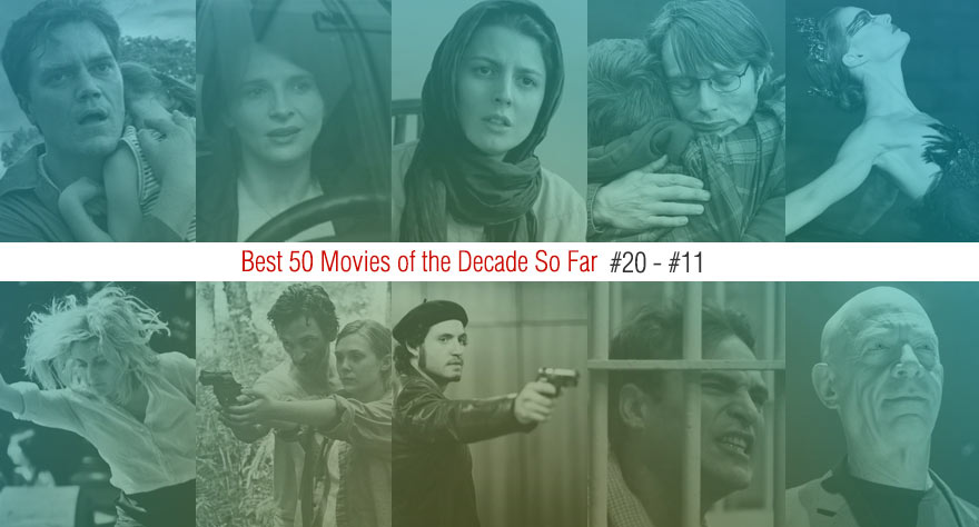 Best 50 Movies Of The Decade So Far (#20 – #11)