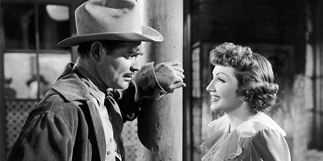 Boom Town 1940 movie