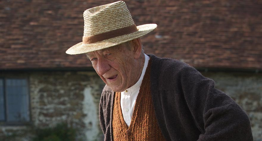 Ian McKellen as Sherlock in First Trailer For 'Mr. Holmes'