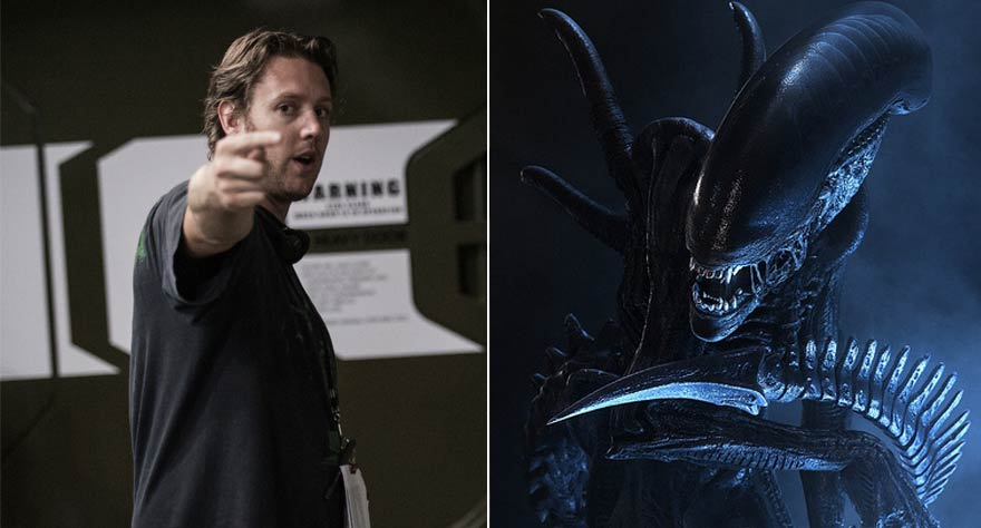 Neill Blomkamp to Helm 'Alien' Sequel