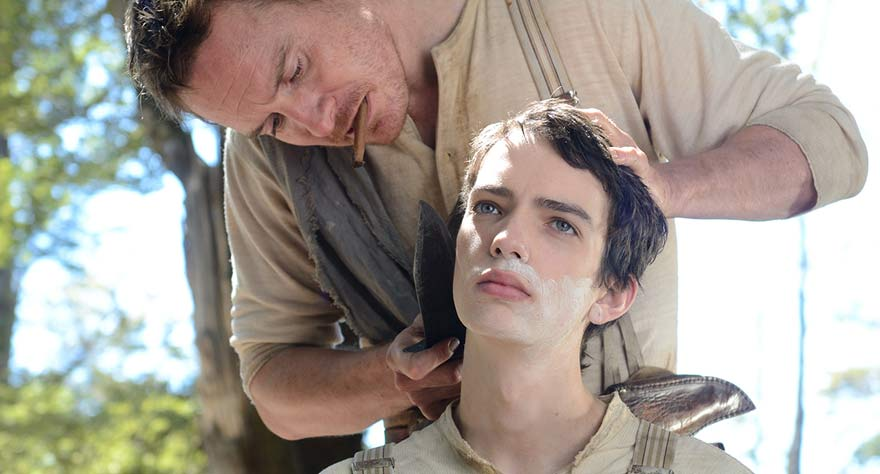 Slow West indie movie