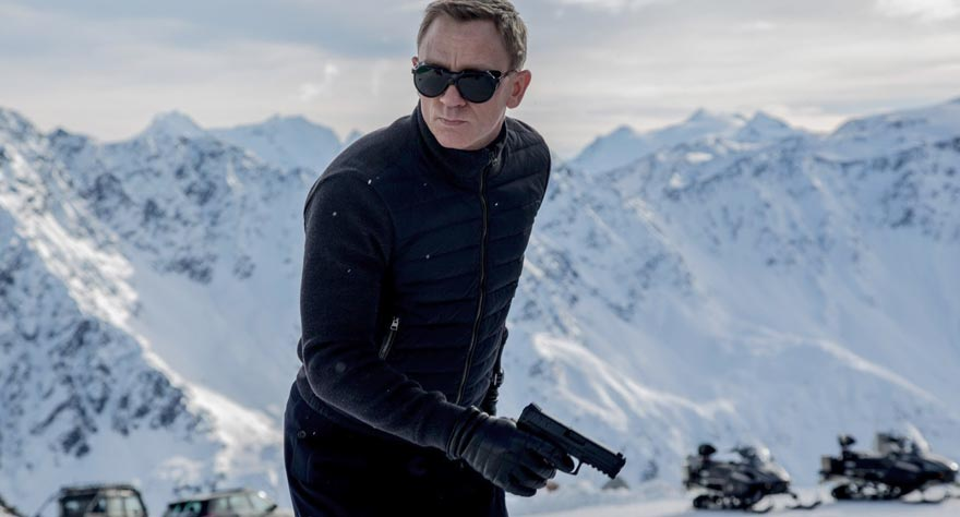 Bond is Back in First 'Spectre' Trailer