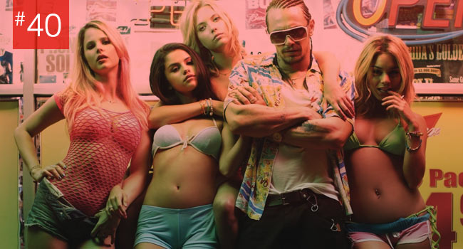 Spring Breakers indie