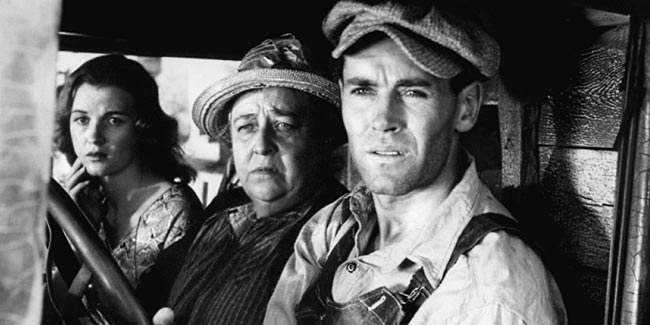 The Grapes of Wrath 1940 movie