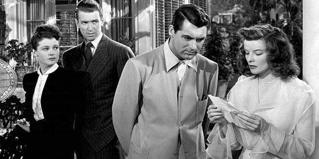 The Philadelphia Story movie