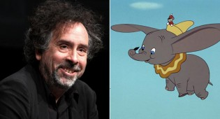 Tim Burton and Disney Coming Together Again for 'Dumbo'