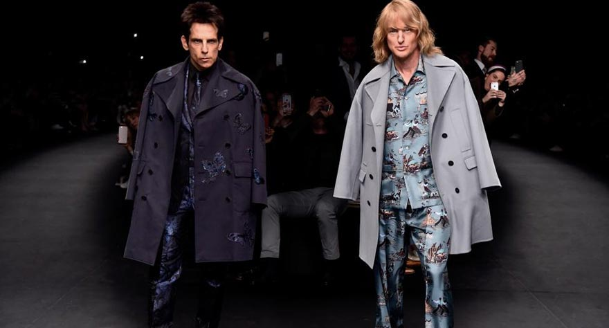 Hansel and Zoolander Back On The Runway