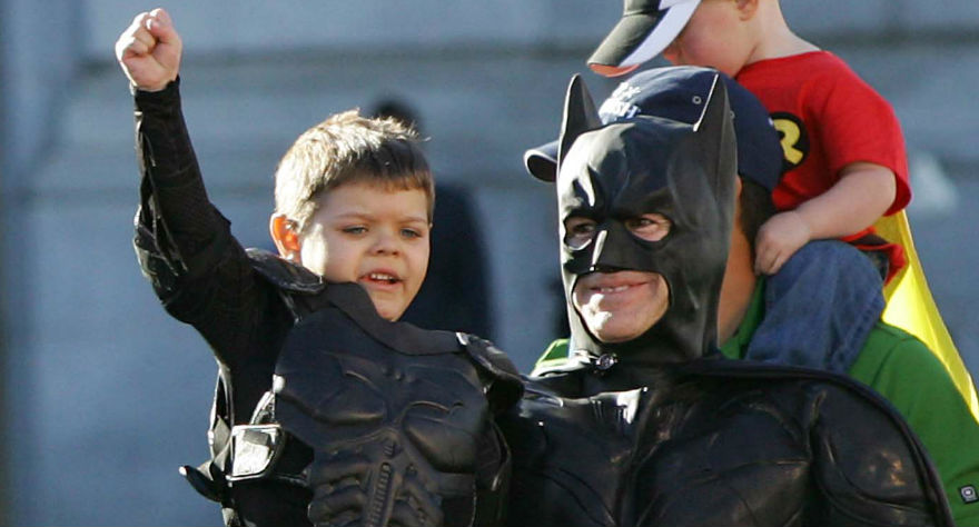 'Batkid Begins' Filmmaker and Batkid Organizers On Making Dreams Come True
