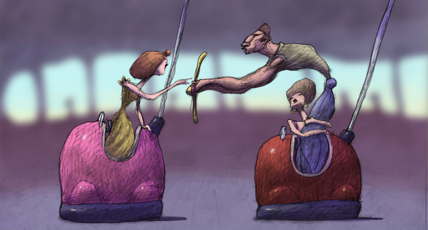 Bill Plympton On 'Cheatin', the State of Animation, a Possible Tarantino Team-Up