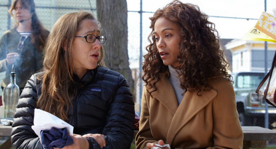 Maya Forbes On Mark Ruffalo, Zoe Saldana and 'Infinitely Polar Bear'