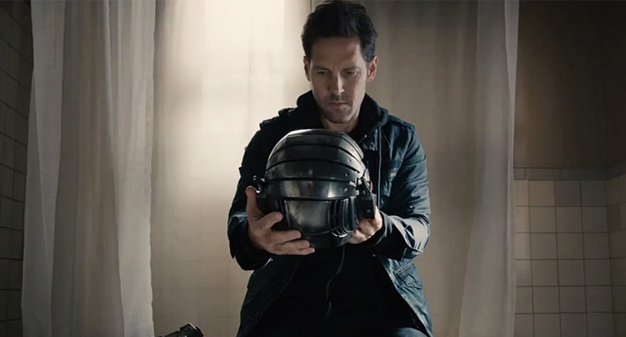 New Full Size Trailer for 'Ant-Man' has Arrived
