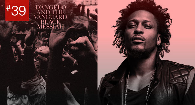 D'Angelo/The Vanguard - Black Messiah