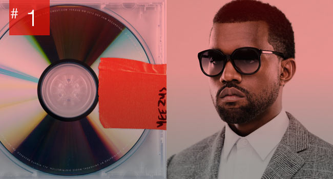 Kanye West - Yeezus