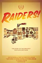 Raiders!: The Story of the Greatest Fan Film Ever Made (Hot Docs Review) movie poster