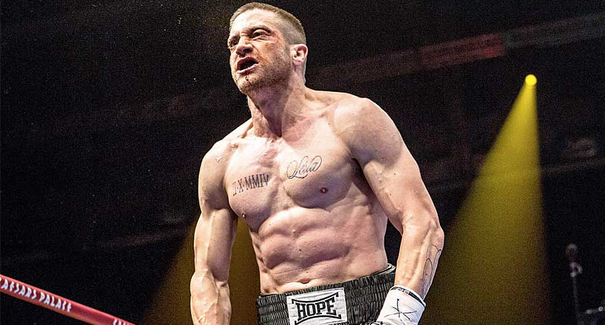 Southpaw 2015 movie