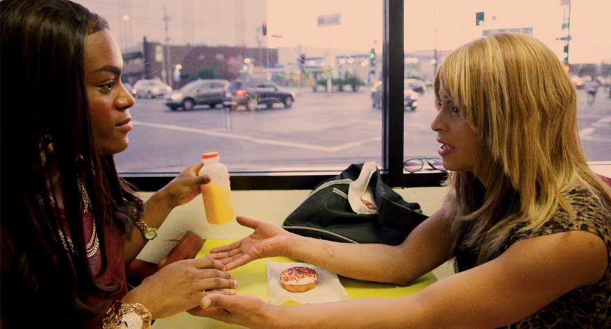Tangerine 2015 indie movie