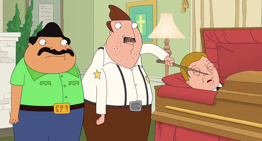 Seth MacFarlane's Not Finished Dominating Fox Animation with 'Bordertown'