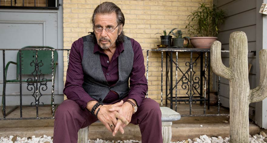 Al Pacino Makes Keys and Clutches Cats in the Dream-like 'Manglehorn' Trailer