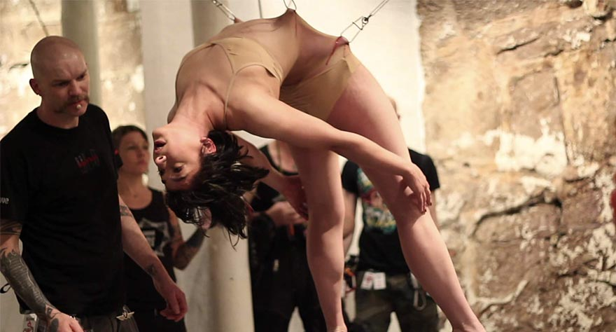 Documentary 'On Tender Hooks' Explores the Body Suspension Subculture