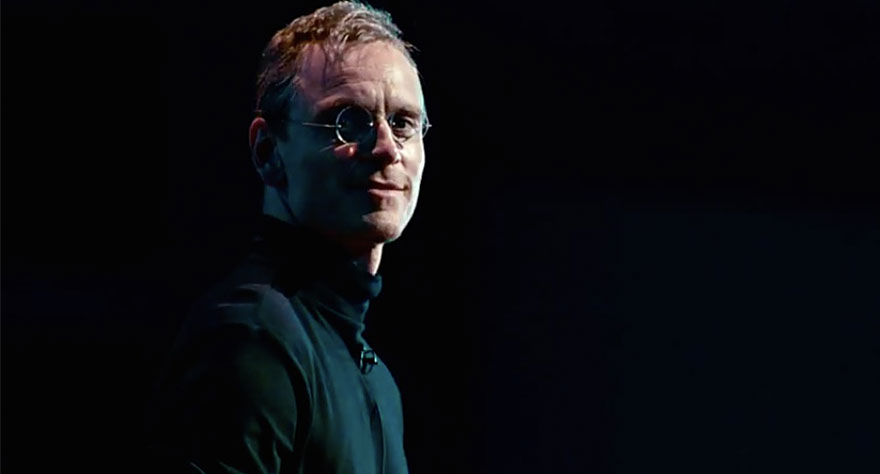 Michael Fassbender is 'Steve Jobs' in New Trailer
