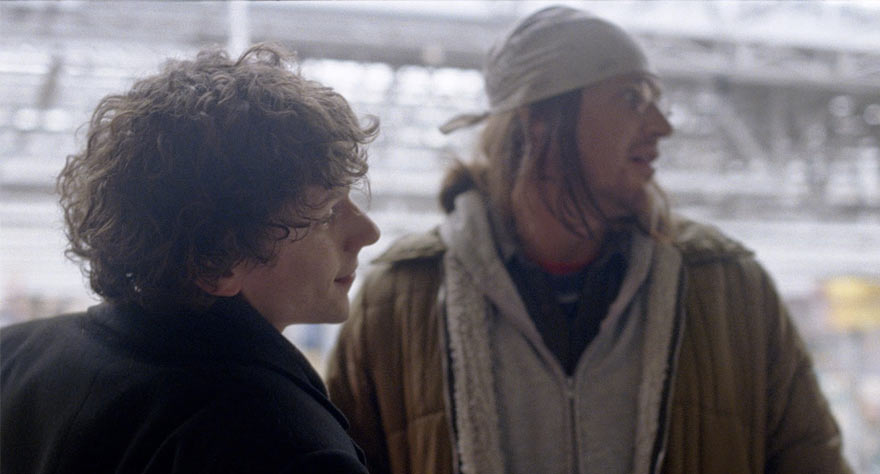 Jason Segel and Jesse Eisenberg Are All Talk for 'The End of the Tour' Trailer