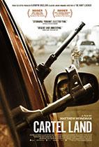 Cartel Land movie poster