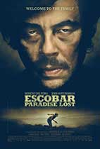 Escobar: Paradise Lost movie poster