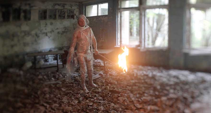 The Russian Woodpecker film