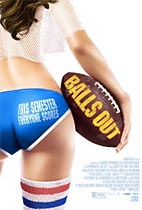 Balls Out movie poster